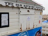 The Old Bathing Station