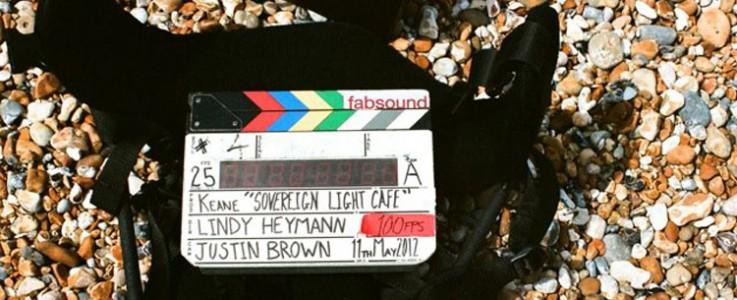 Shooting SLC video by Richard Hughes